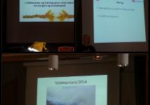 Luennoitsijat kertoivat palohenkilöstön työehdoista Pohjoismaassa
