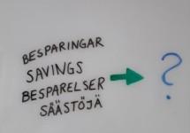 besparelser
